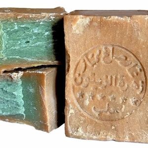 Aleppo Soap Problematic skin,hair-laurel oil